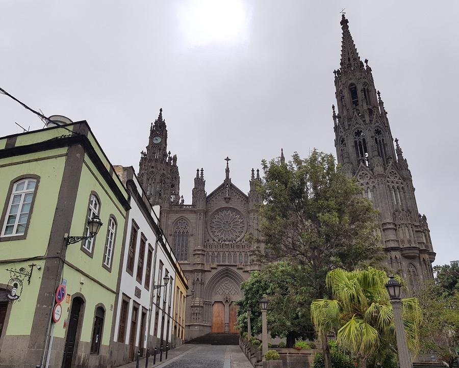 Iglesia de San Juan Bautista, Arucas, Gran Canaria