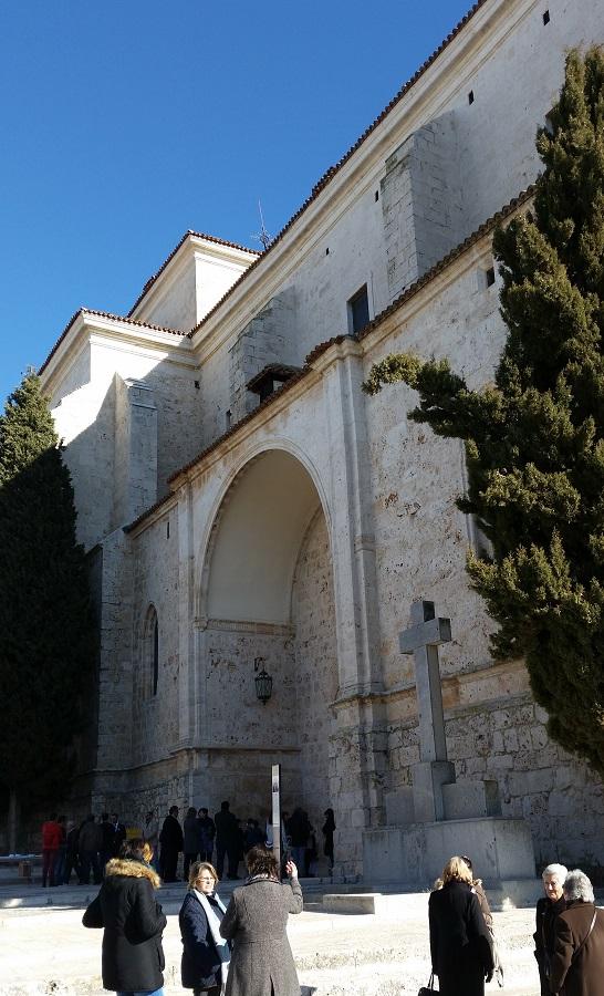 Iglesia de Nuestra Señora de la Asunción, Chinchón