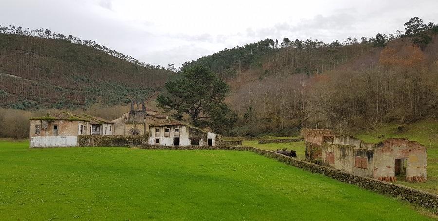 Complejo de San Antolín de Bedón, Llanes