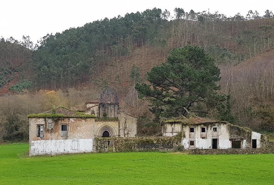 Iglesia de San Antolín de Bedón, Llanes