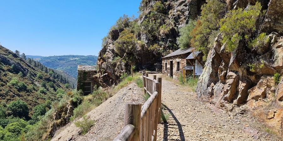 Mina Carmina, ruta por las minas abandonadas de Los Oscos