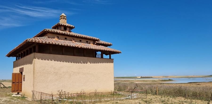 Mirador de la Salina Grande, Otero de Sariegos, Zamora