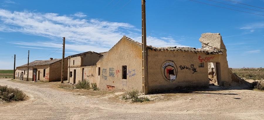 Pueblo abandonado de Otero de Sariegos, Zamora